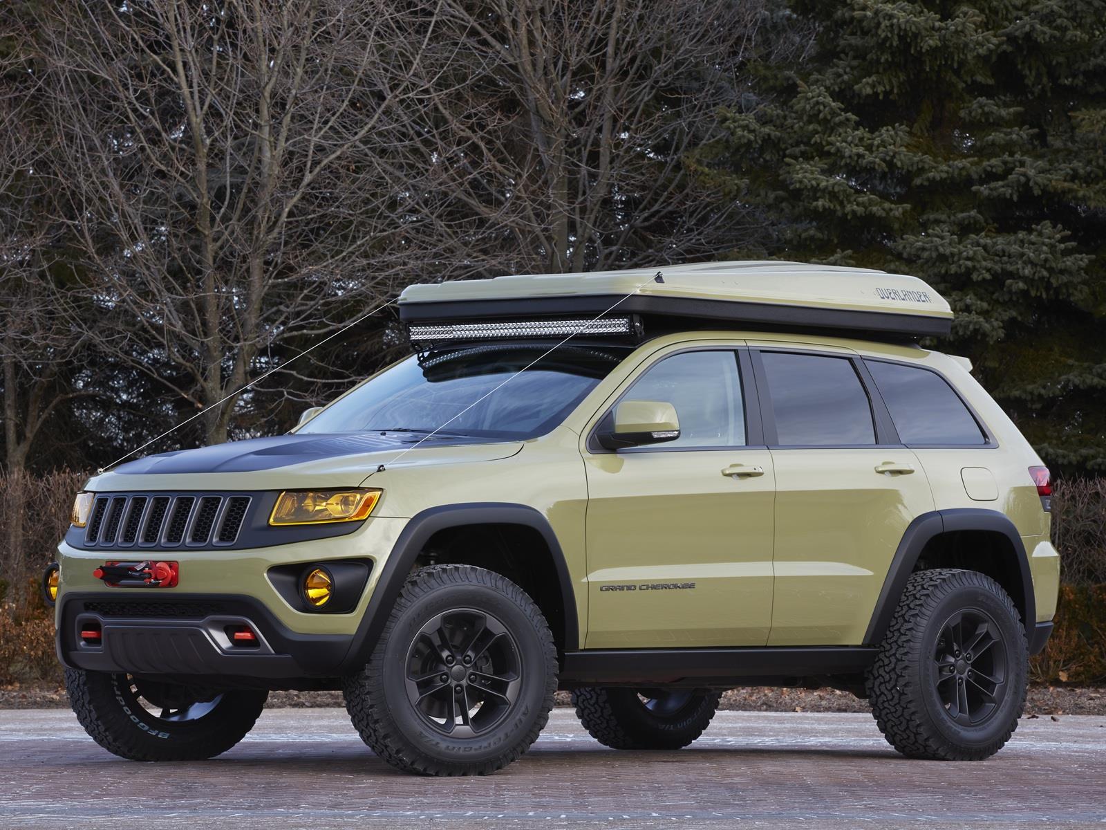 las 7 creaciones de jeep para el easter safari 2015. Black Bedroom Furniture Sets. Home Design Ideas