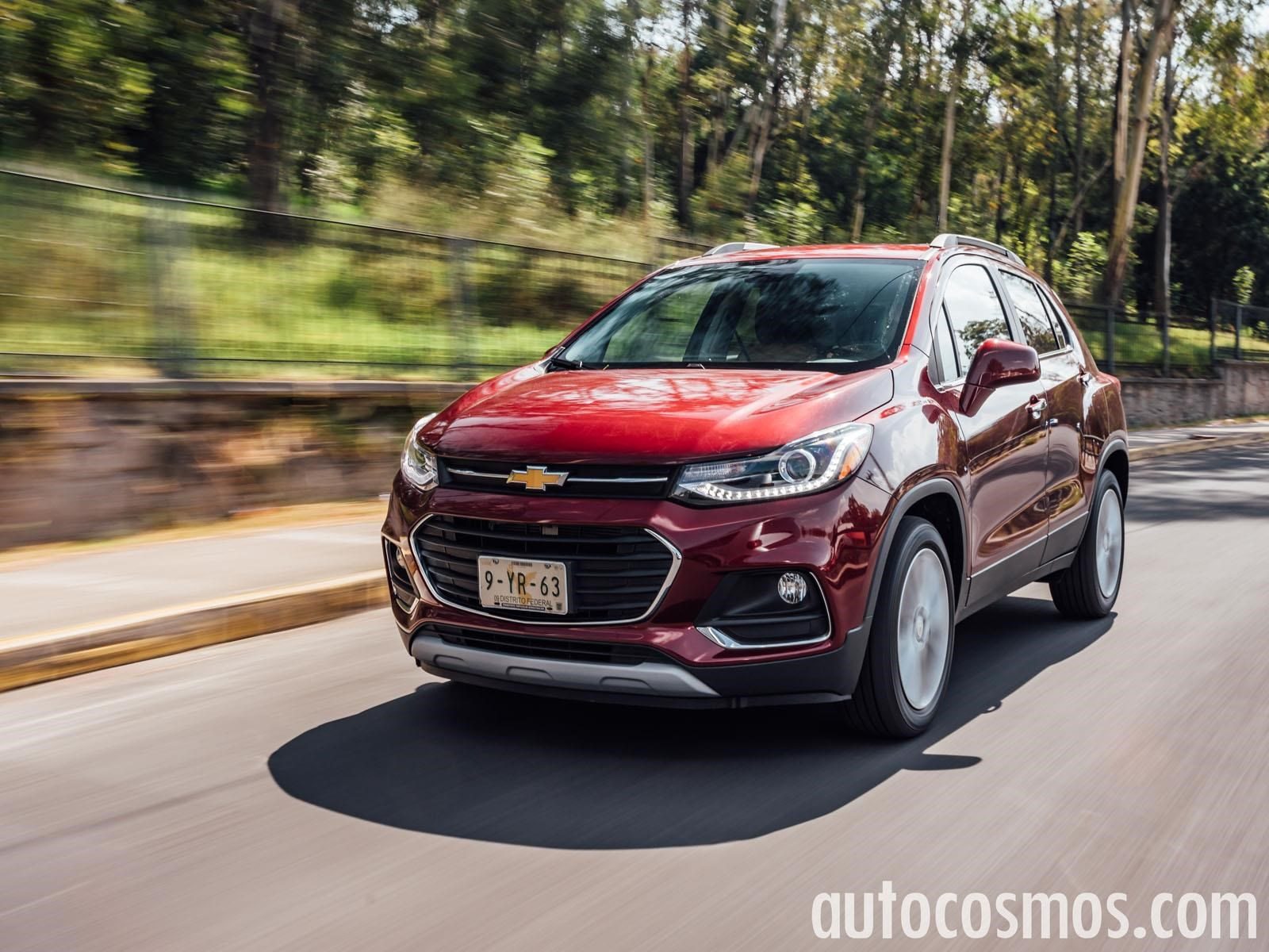 chevrolet trax 2017 llega a m xico desde 273 900 pesos. Black Bedroom Furniture Sets. Home Design Ideas