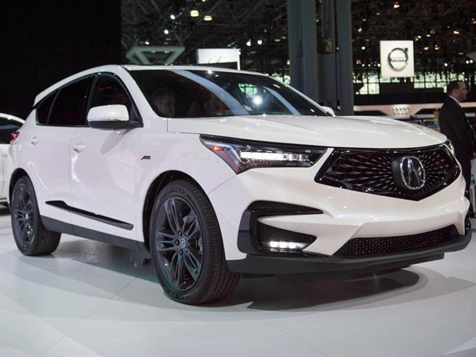 Acura Rdx 2019 Autocosmos Com