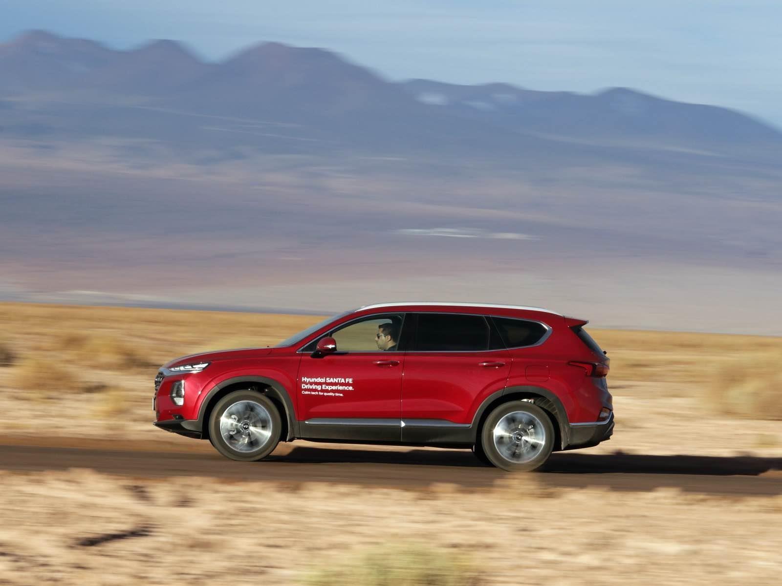 Primer Contacto Con La Hyundai Santa Fe 2019 Autocosmos Com