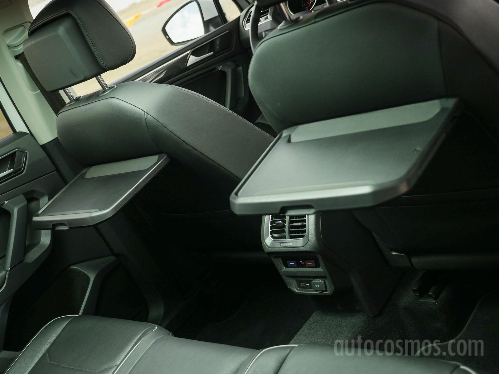 Volkswagen Tiguan 2018 A Prueba Autocosmos Com