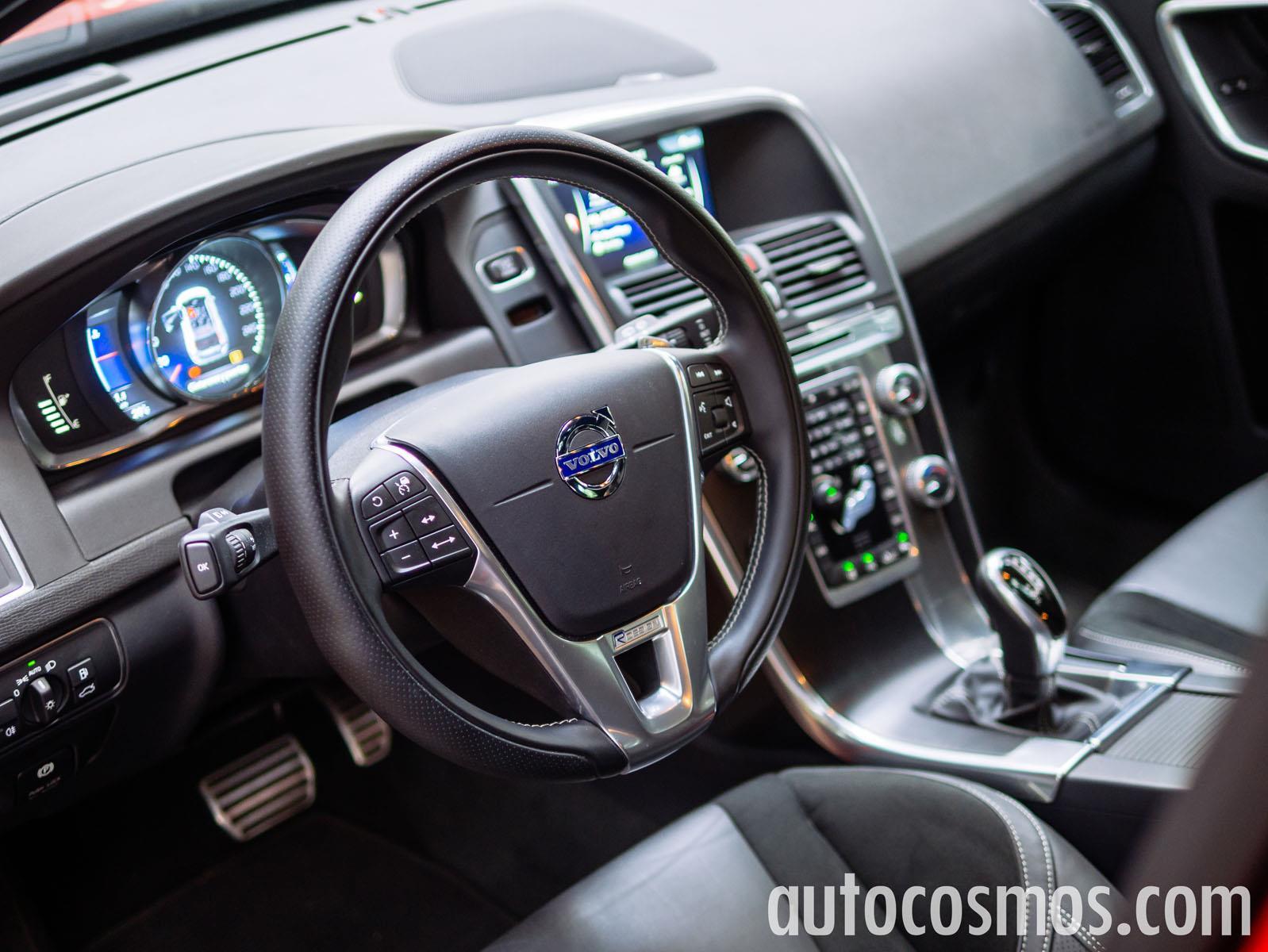 Volvo Xc60 2015 A Prueba Autocosmos Com