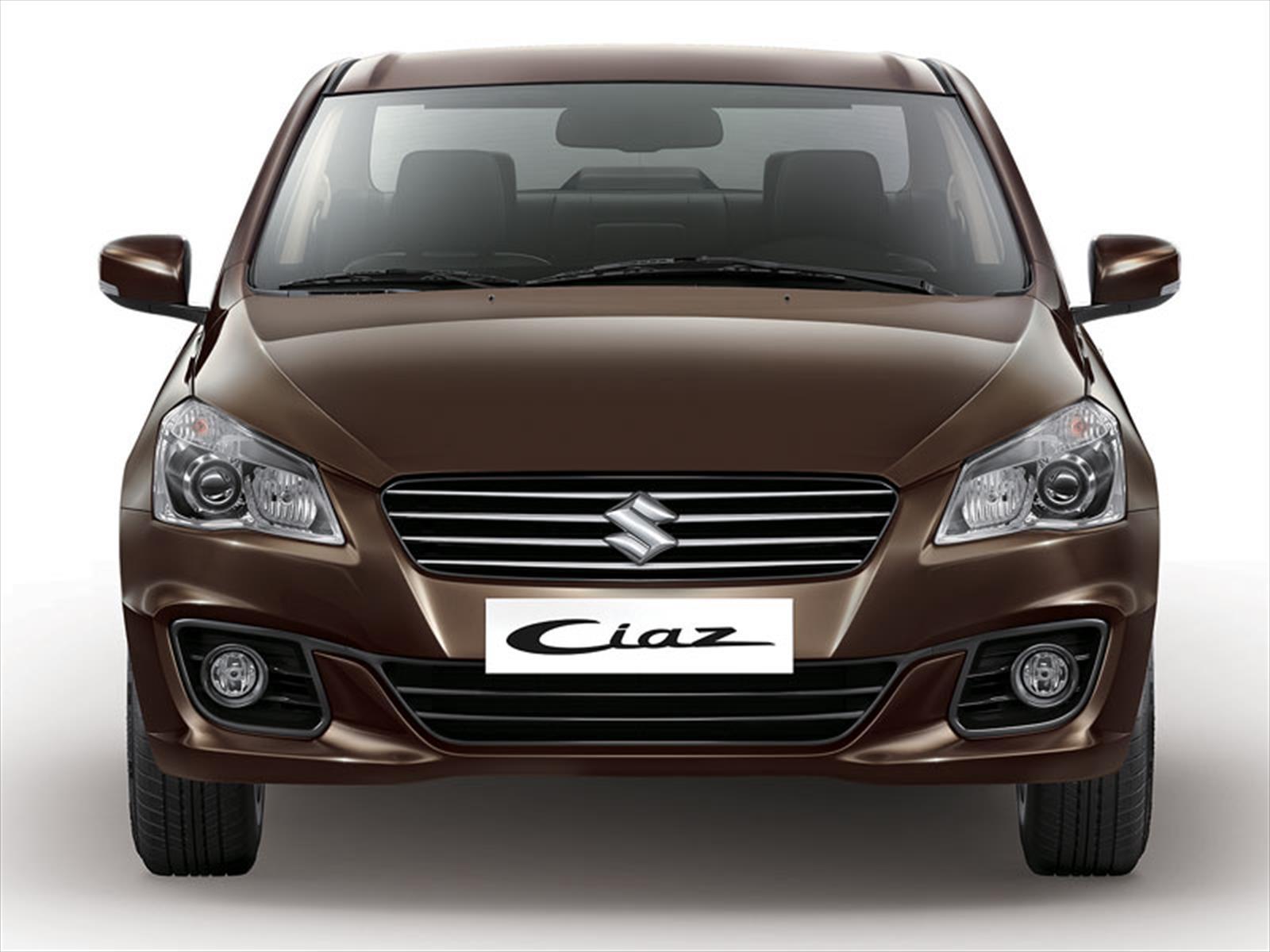 Suzuki Ciaz 2016 A Prueba Autocosmos Com