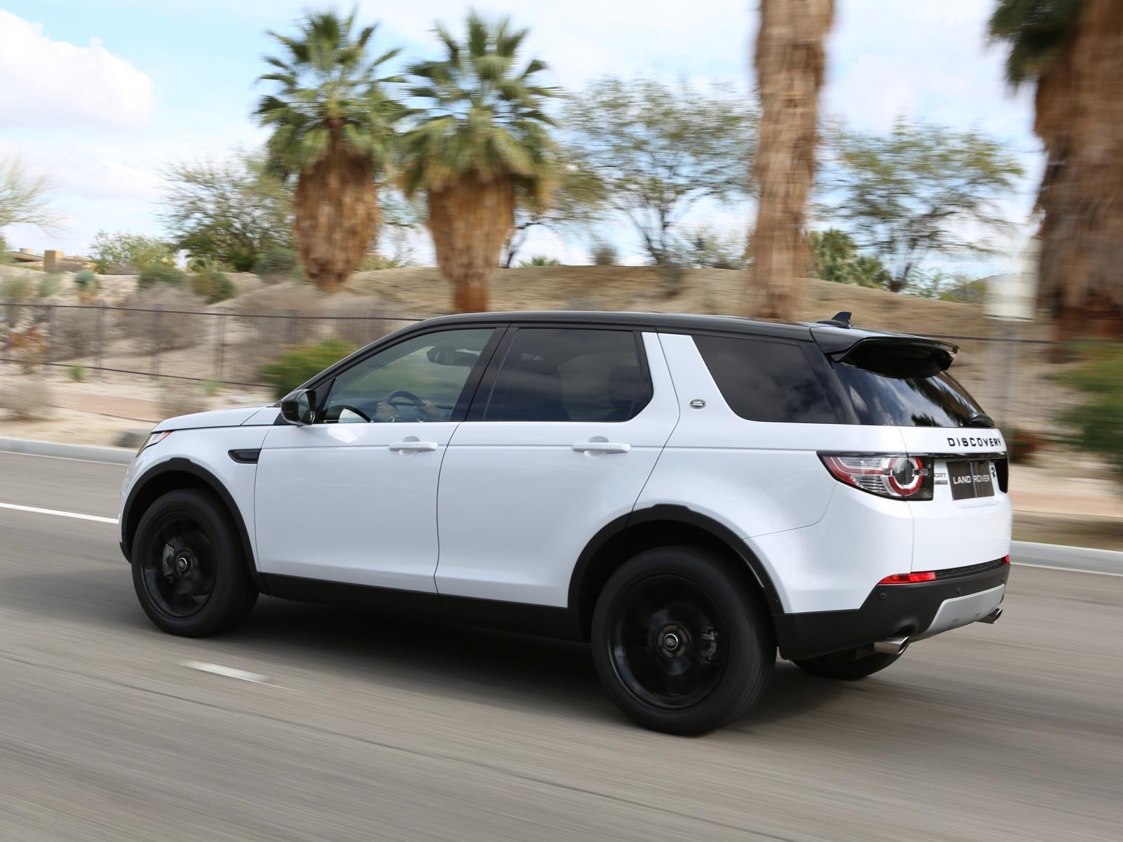Land Rover Discovery 2017 >> Land Rover Discovery Sport 2015 - Autocosmos.com