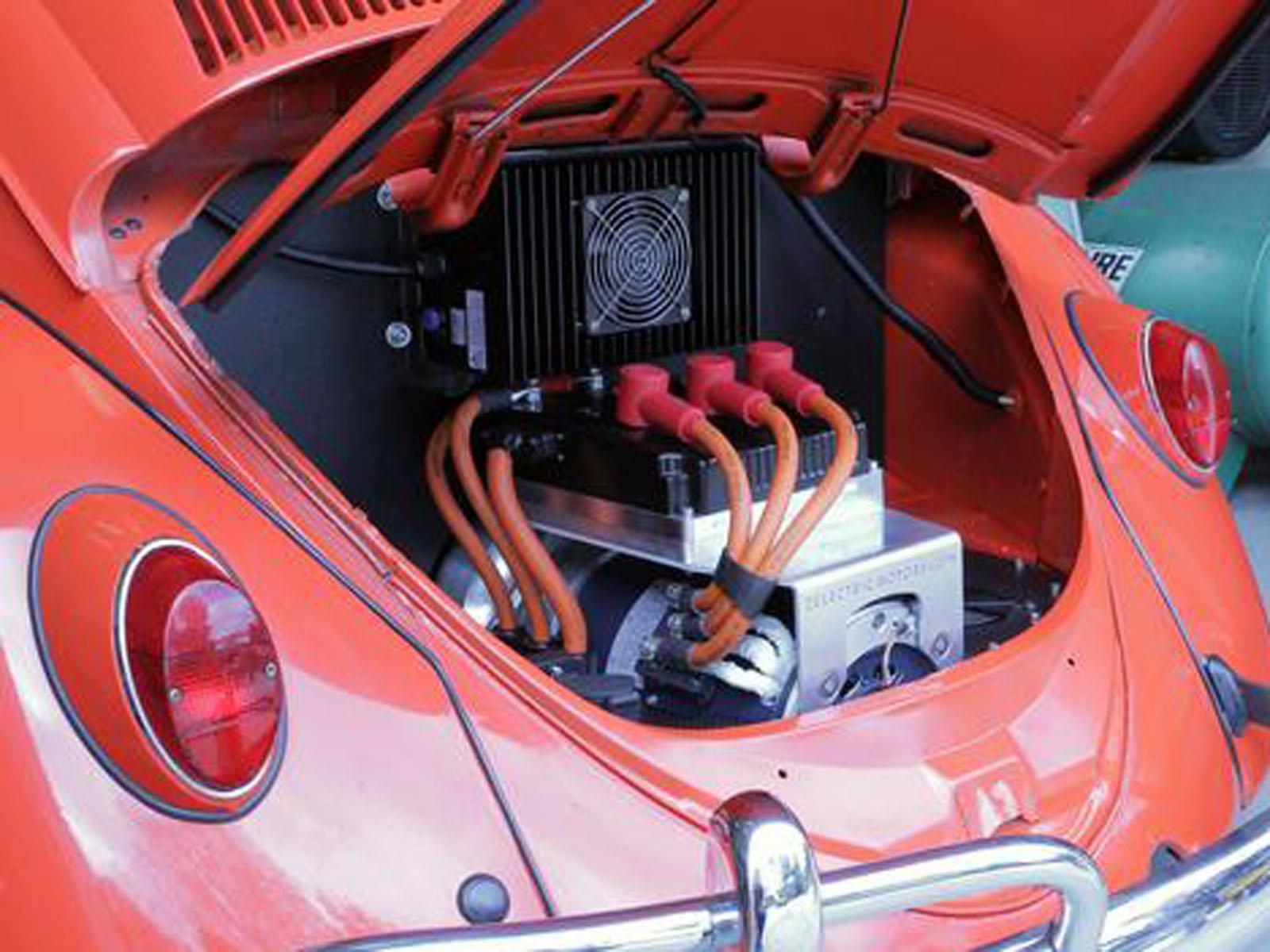 Zelectricbug Un Vocho De 1967 El 233 Ctrico Autocosmos Com