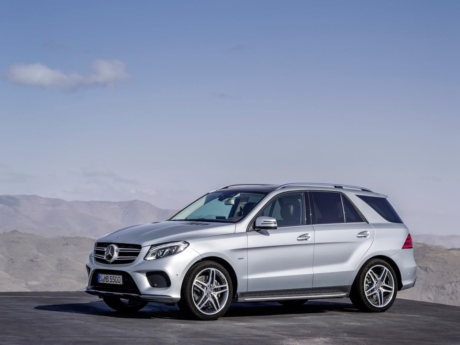 Auto show de nueva york 2015 mercedes benz gle 2016 la for Mercedes benz in louisiana