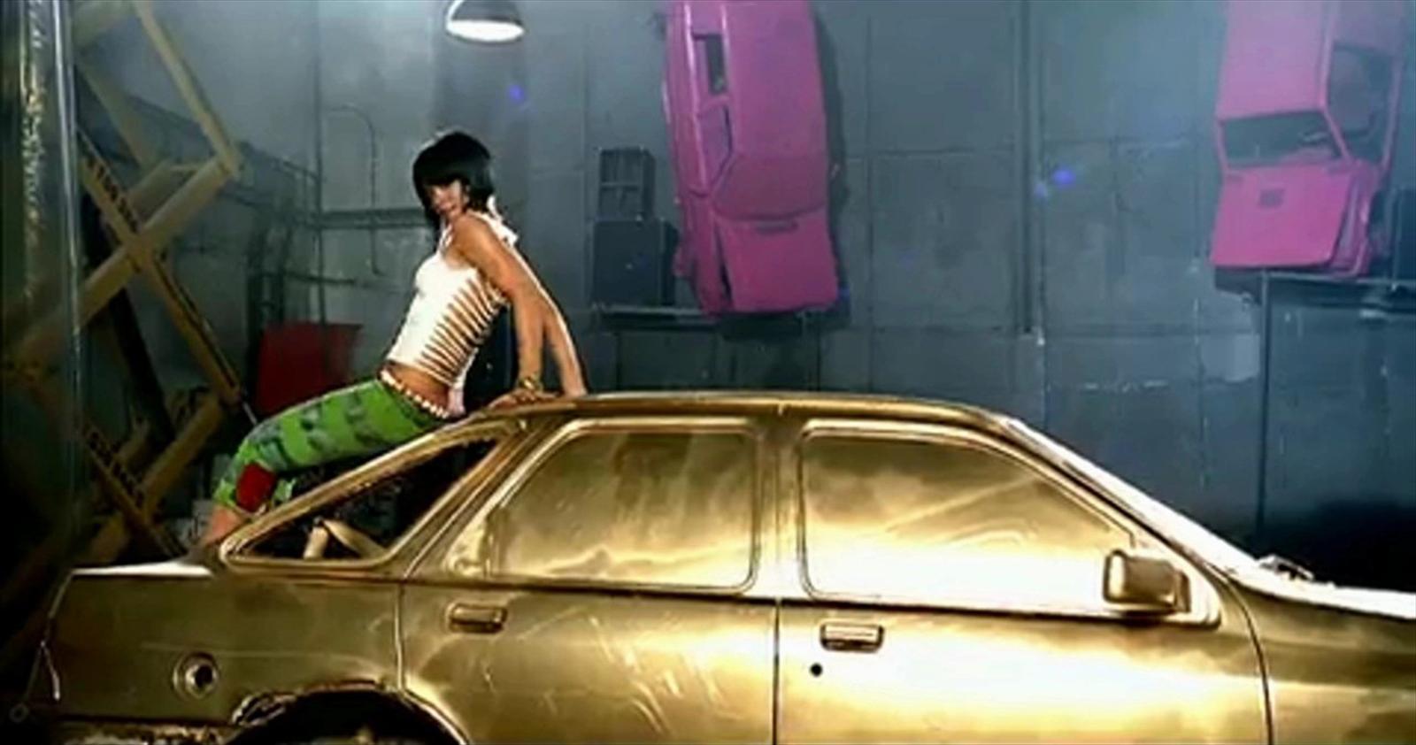 Top 10 Los Mejores Videos Musicales Donde Los Autos Son