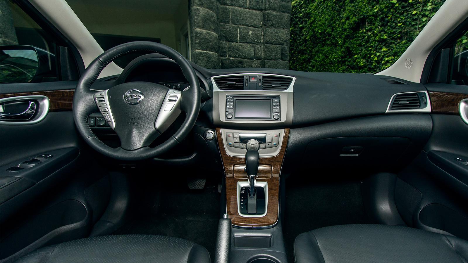 Nissan Sentra 2013, en busca del liderato de su segmento ...