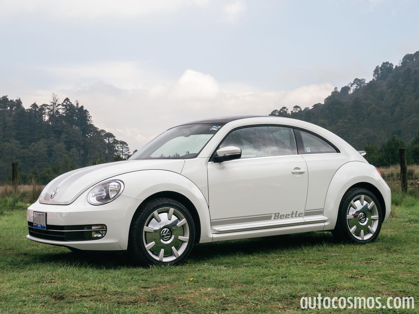 Volkswagen Beetle 50 Aniversario A Detalle Autocosmos Com