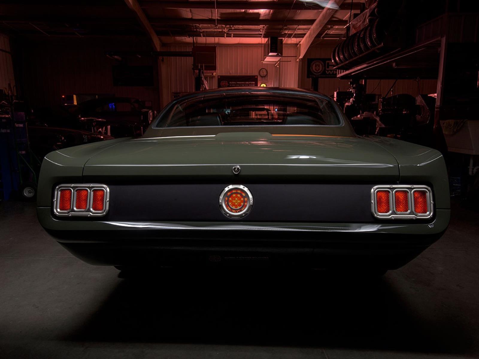 Ford Escape Se >> Ford Mustang Espionage 1965 por Ringbrothers, un muscle car magistral - Autocosmos.com