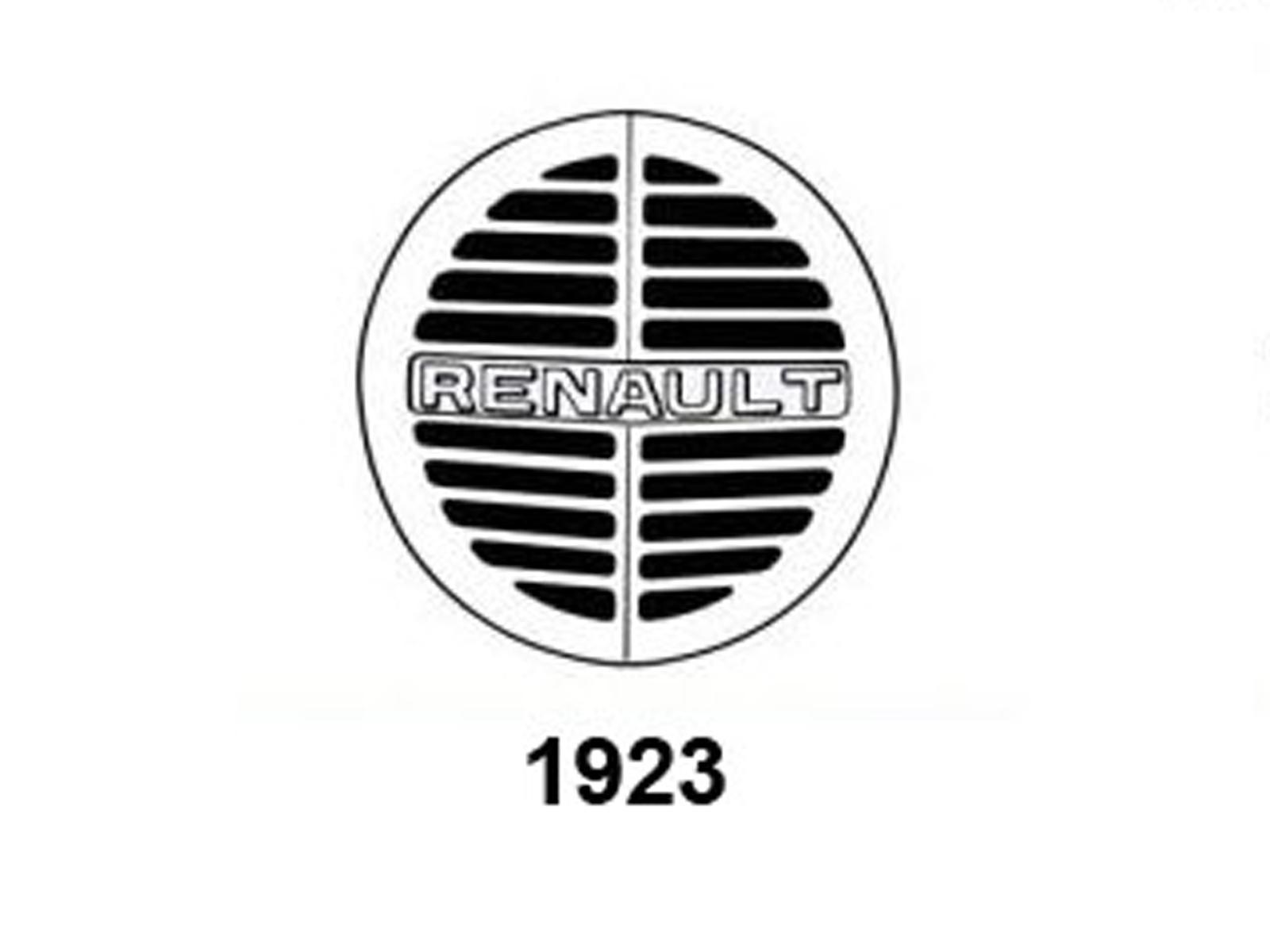 top 10 los escudos m u00e1s emblem u00e1ticos  renault
