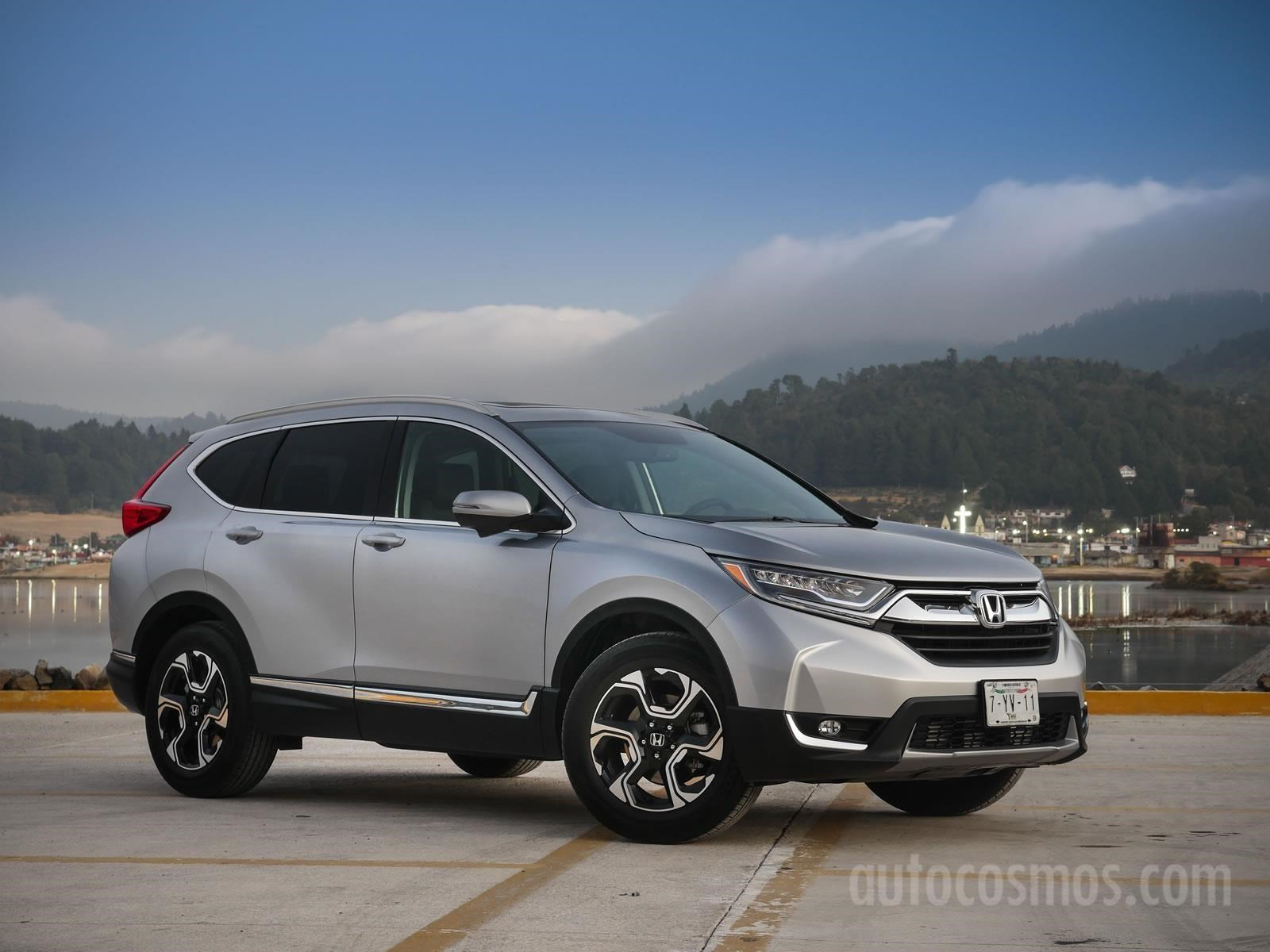 Honda cr v 2017 a prueba for Honda crv 2017 vs 2018