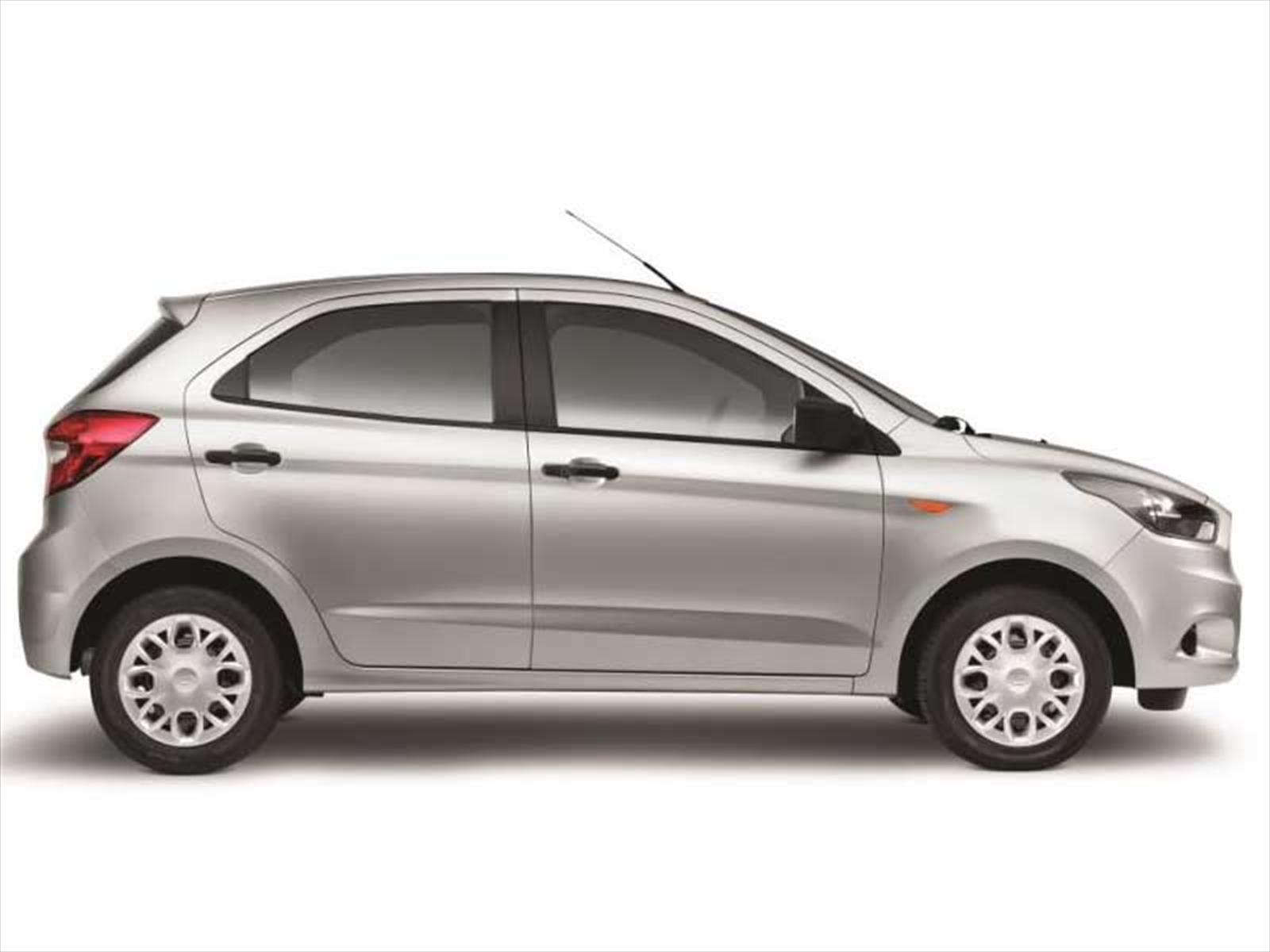 Ford Figo Hatchback 2016 - Autocosmos.com