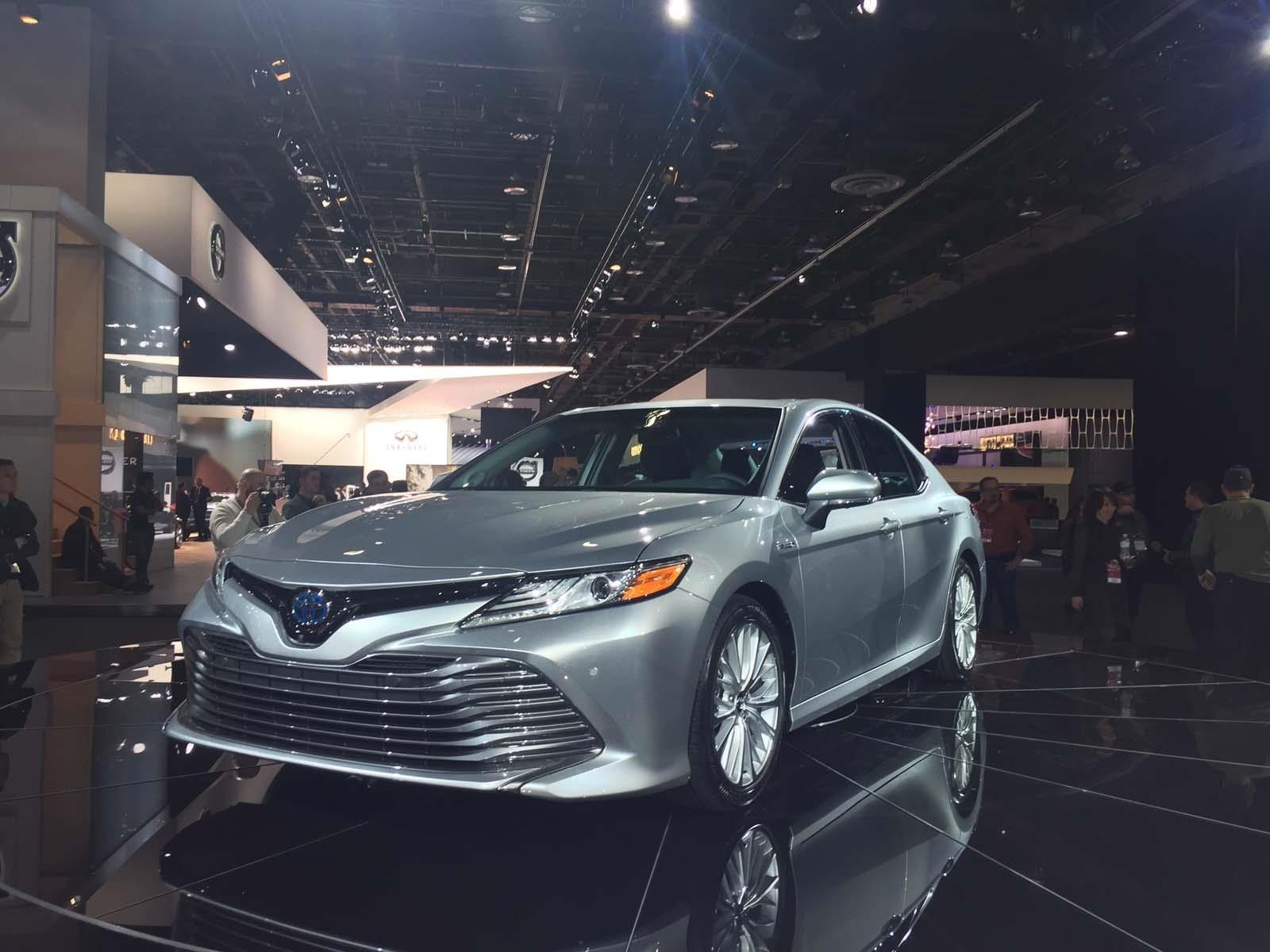 Toyota Camry 2018 Llega A M 233 Xico Desde 409 900 Pesos