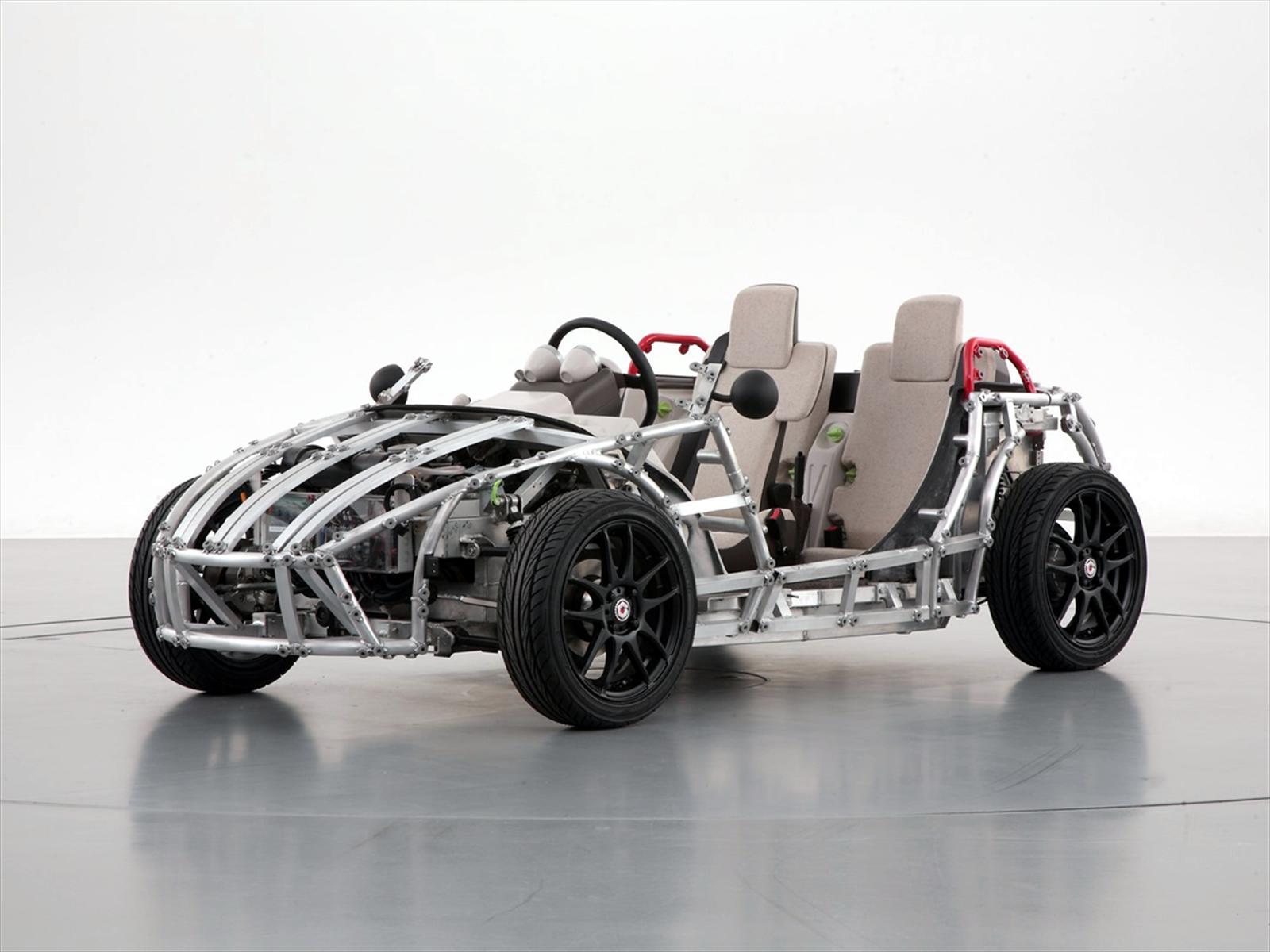 Toyota Camatte 57s Concept Autocosmos Com