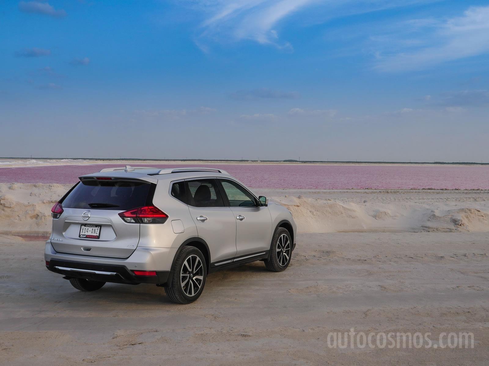 Nissan X-Trail 2018 a prueba - Autocosmos.com