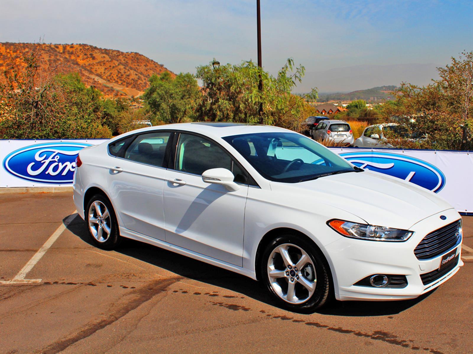 Nuevo ford fusion 2014 estreno oficial en chile for Nuevo fusion plus