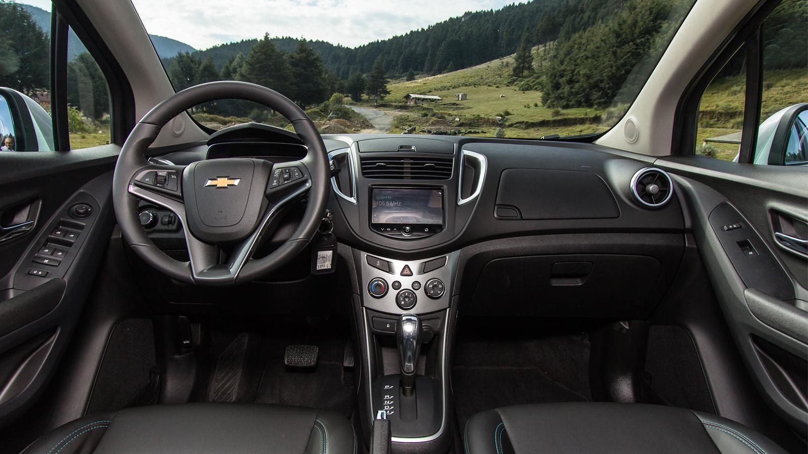Chevrolet trax ltz 2013 a prueba autocosmos chevrolet trax ltx 2013 sciox Gallery