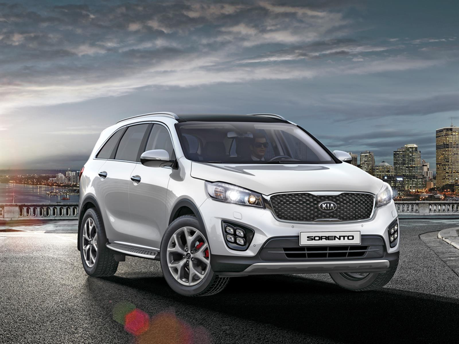 kia sorento gt line estreno en chile. Black Bedroom Furniture Sets. Home Design Ideas