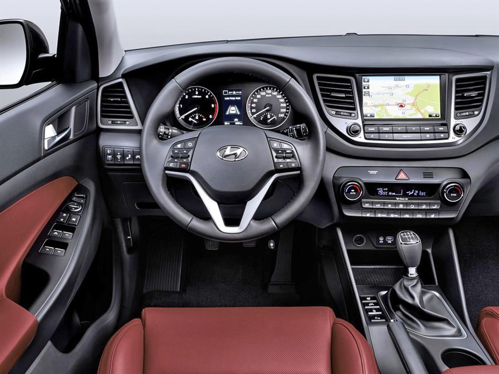 Nuevo Hyundai Tucson 2016 Con Celo