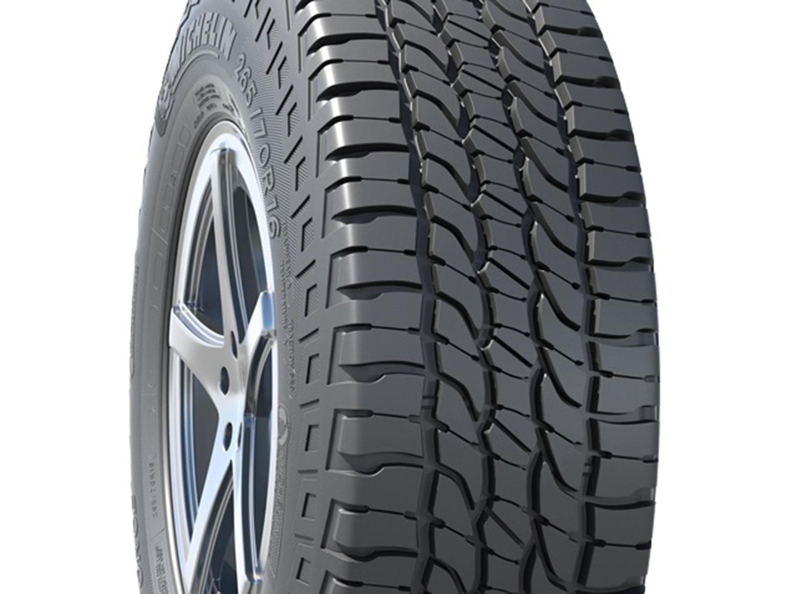 Michelin Ltx Force El Nuevo Neum 225 Tico De Uso Mixto