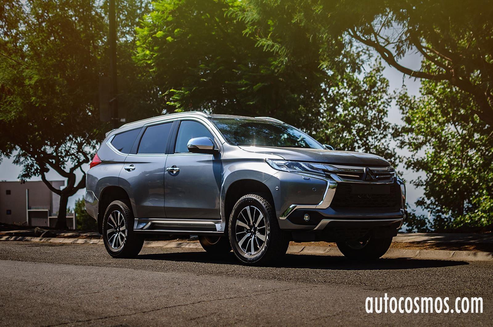 Probando El Mitsubishi Montero Sport 2017 Autocosmos Com