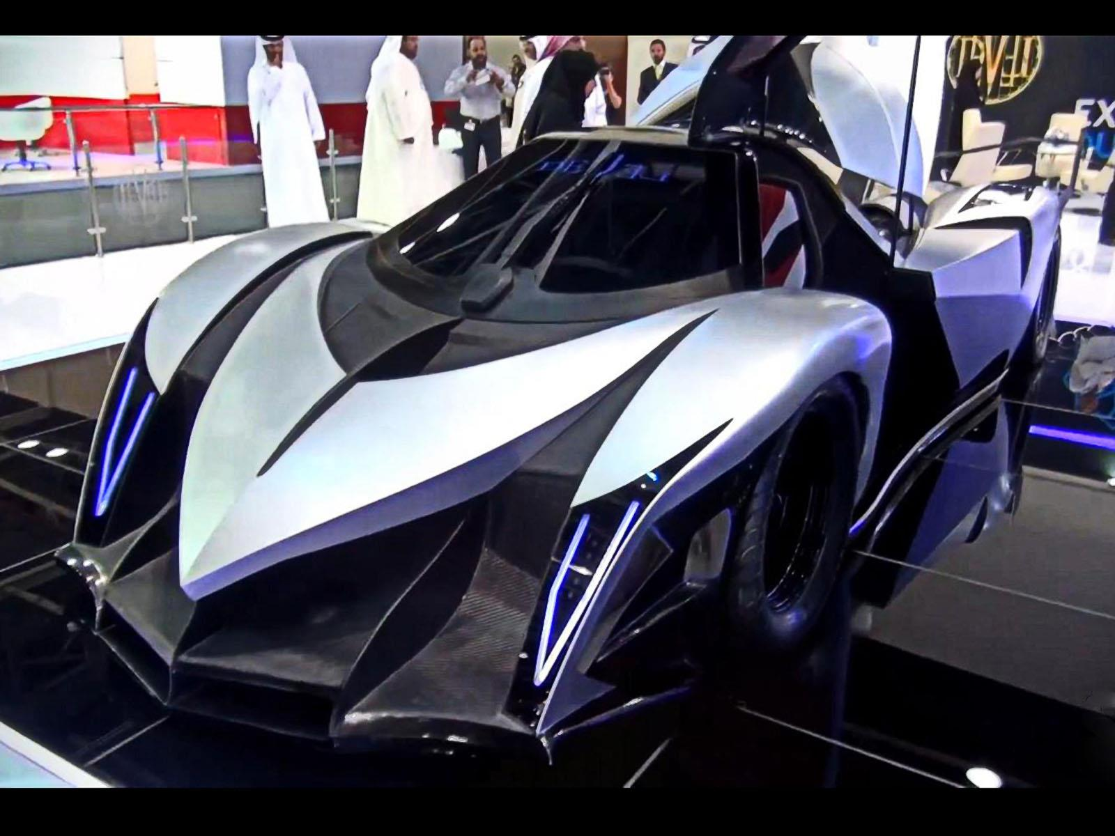 Devel Sixteen 161 El Carro De 5 000 Hp Autocosmos Com