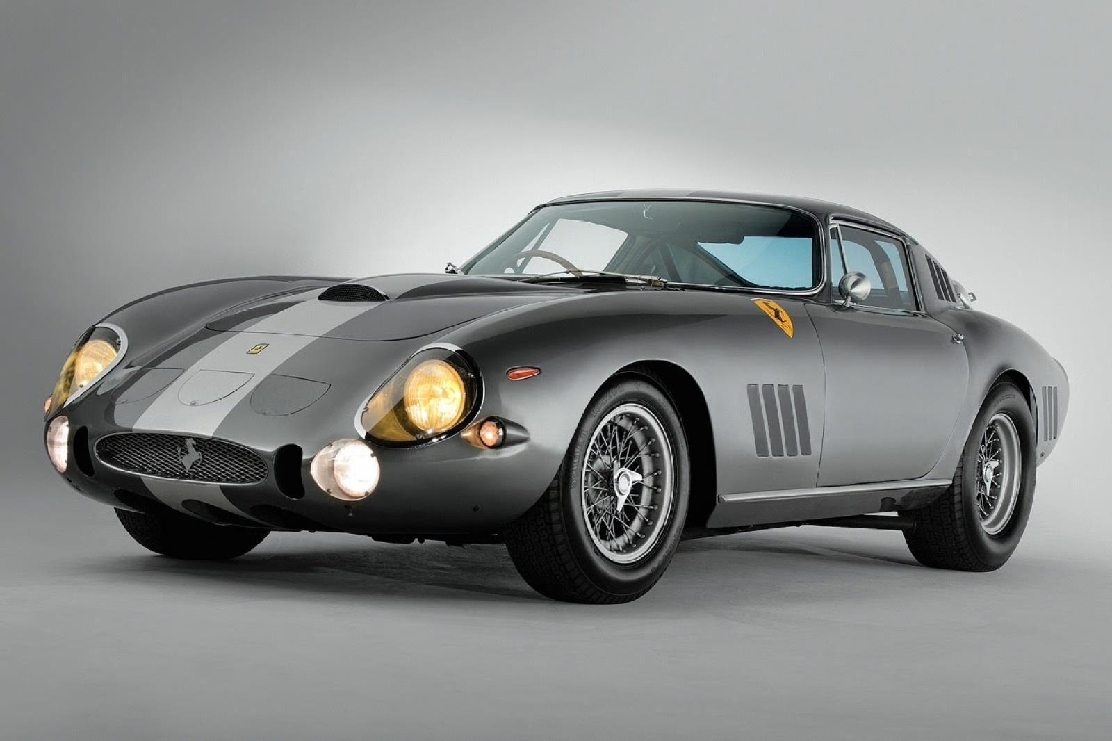 Ferrari 275 Gtb C Speciale 1964 Autocosmos Com
