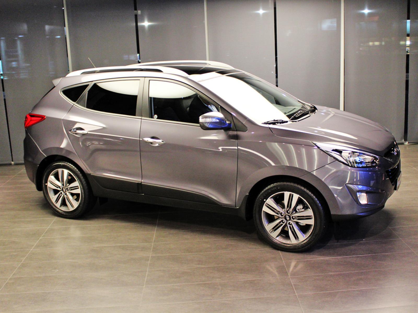 Nuevo Hyundai Tucson 2014 Ya Est 225 En Chile Autocosmos Com