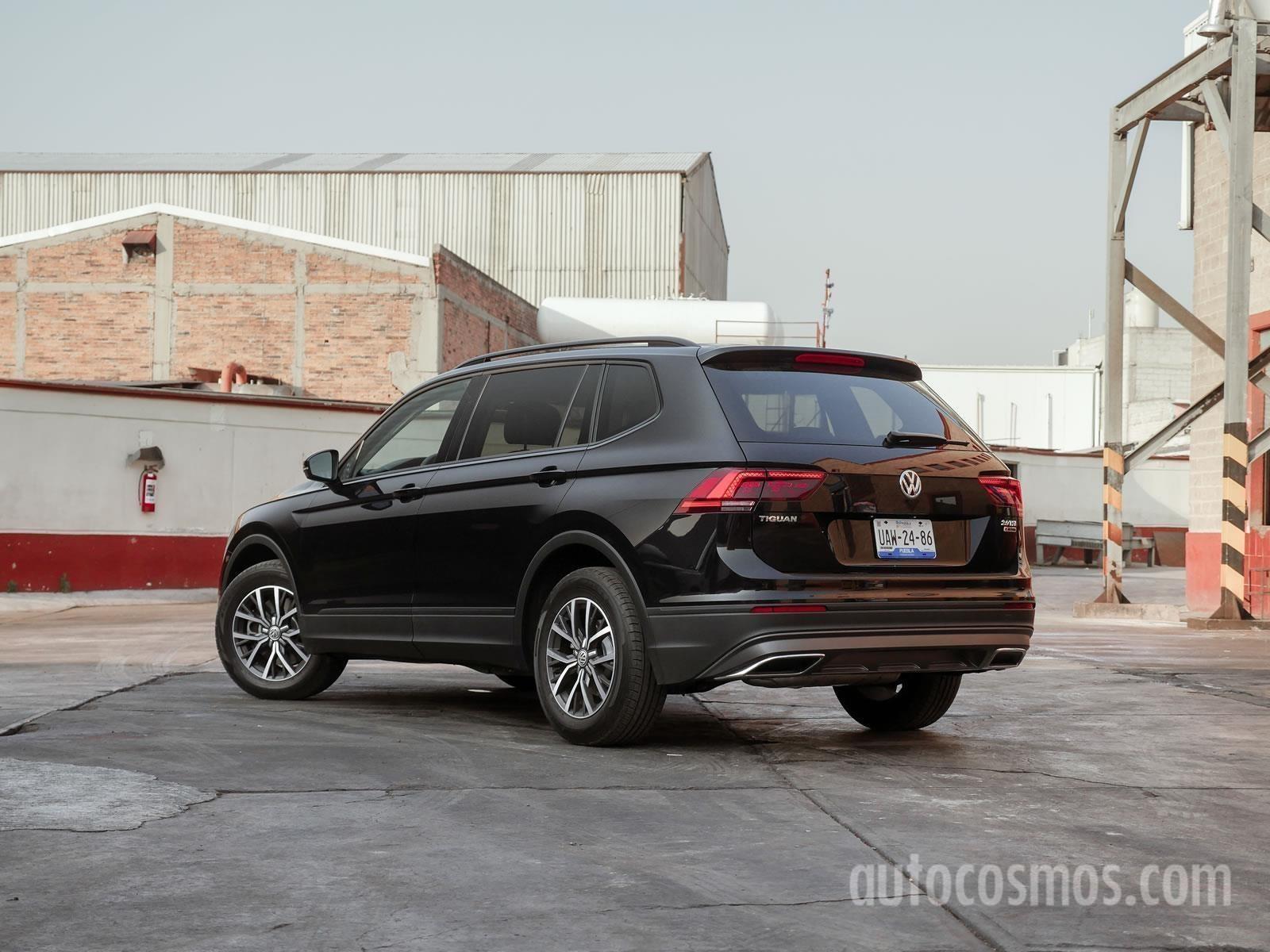 Volkswagen Tiguan 2018 Primer Contacto En M 233 Xico Autocosmos Com
