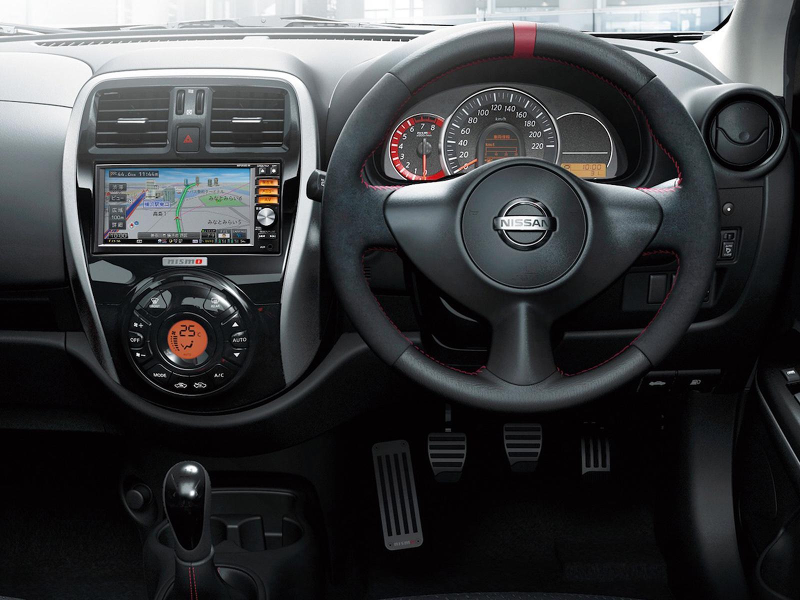 Nissan March se rinde al poder de NISMO - Autocosmos.com