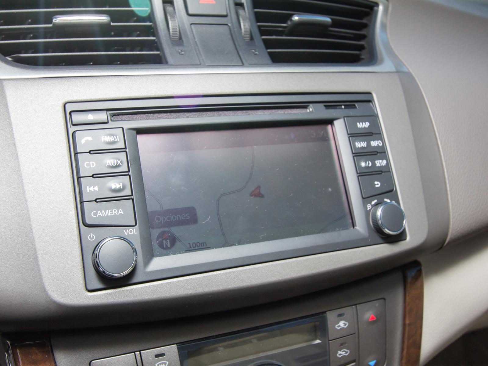 Pilot Vs Highlander >> Nissan Sentra Exclusive Navi 2013 a prueba - Autocosmos.com