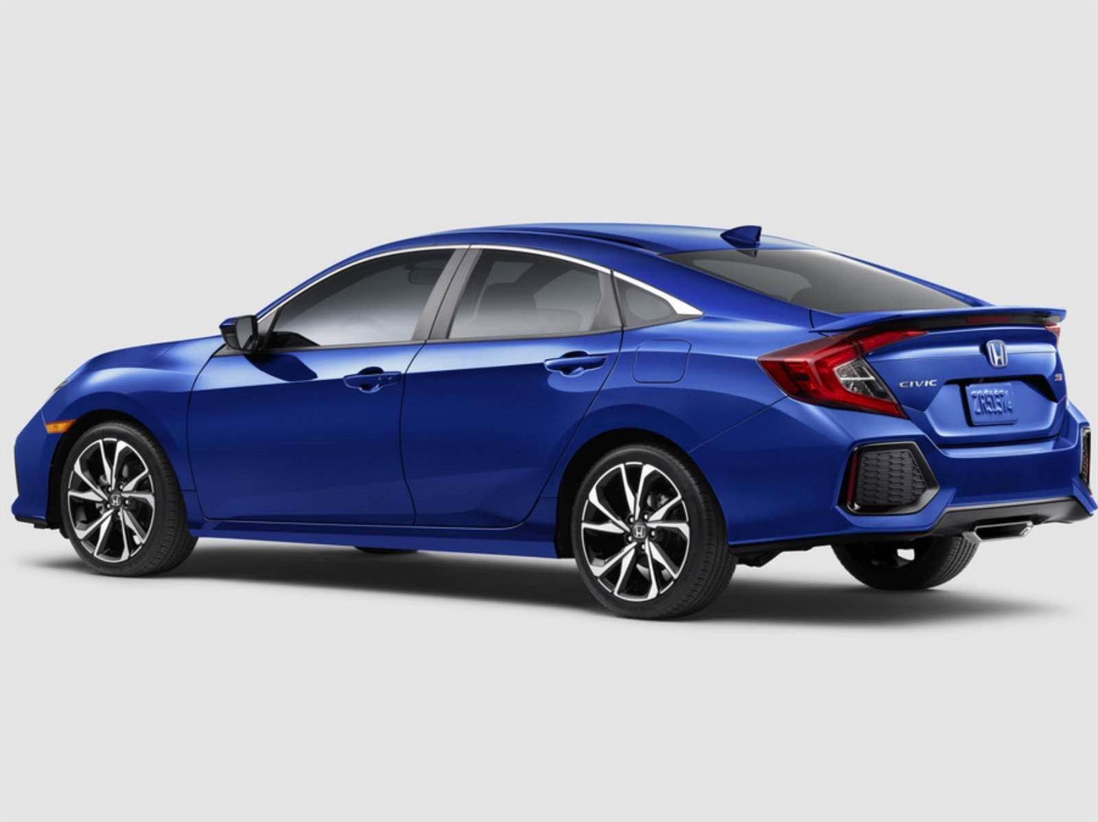 honda civic si 2018 debuta autocosmos com civic logo eps civic logo eps