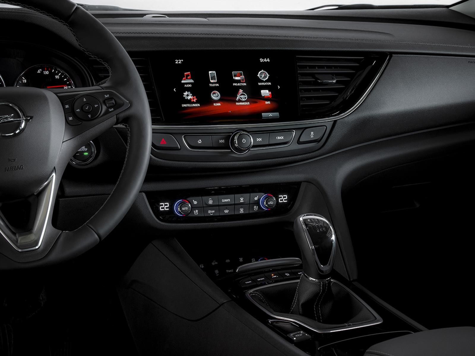 opel insignia grand sport 2018 el rey de los viajes largos. Black Bedroom Furniture Sets. Home Design Ideas