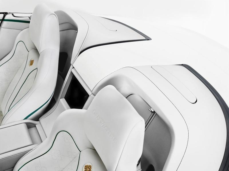 V8 Vantage Volante Blanc de Blancs