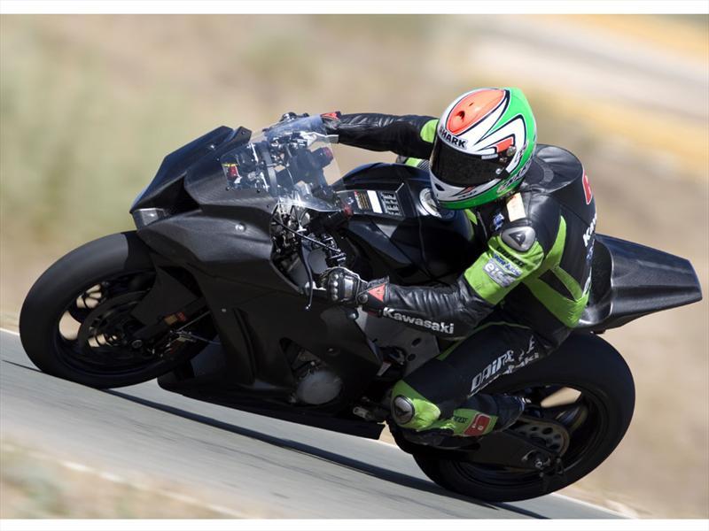 Kawasaki ZX10R 2011