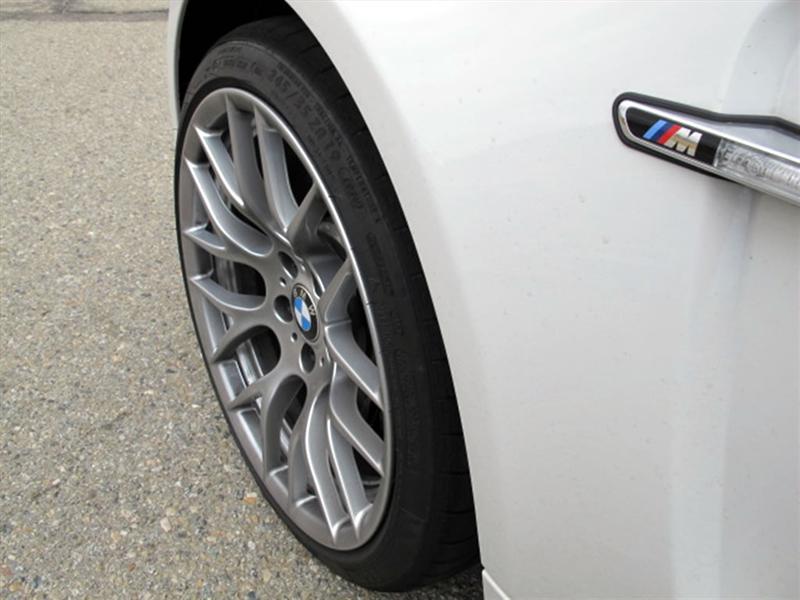 BMW Serie 1 M Coupé 2012