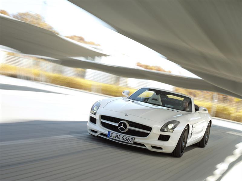 Mercedes-Benz SLS 63 AMG Roadster 2012