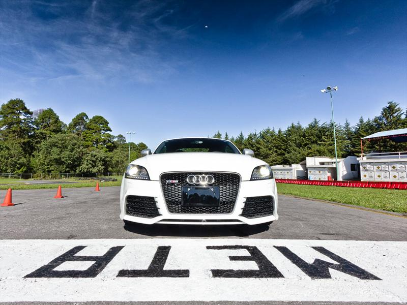 Audi TT RS 2012 prueba