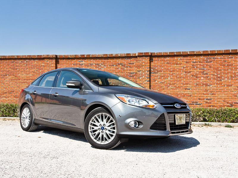 Ford Focus SEL Plus 2012