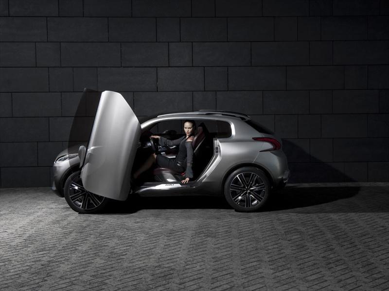 Peugeot HR1 Concept en París 2010