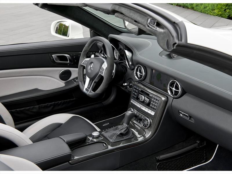 Mercedes-Benz SLK 55 AMG 2012