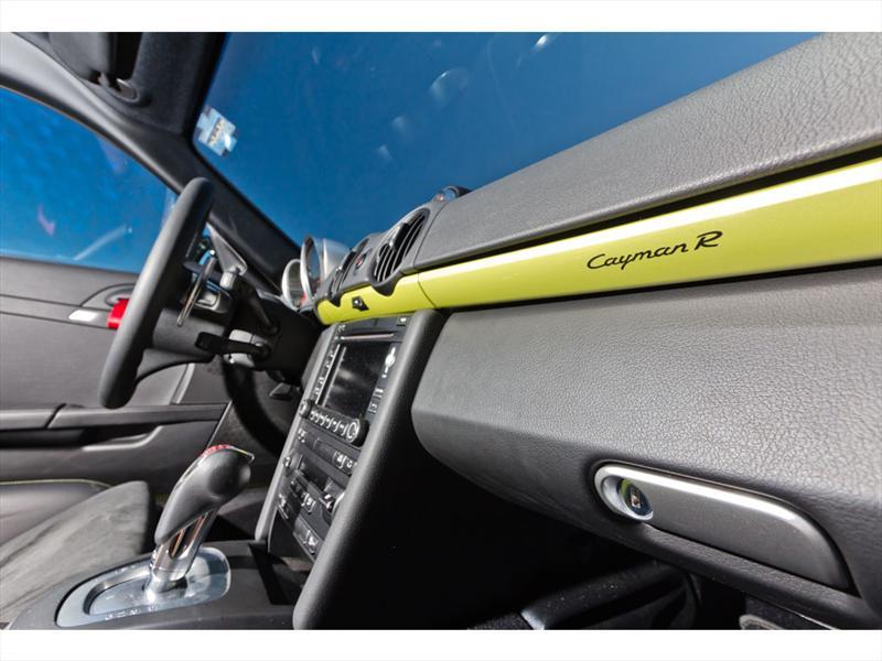 Serie 1M, Cayman R y TT RS 2012