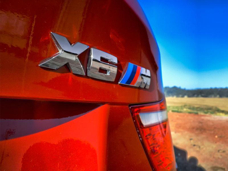 Test BMW X6 M