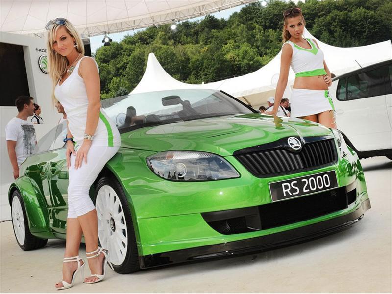 Skoda Fabia RS 2000 Concept