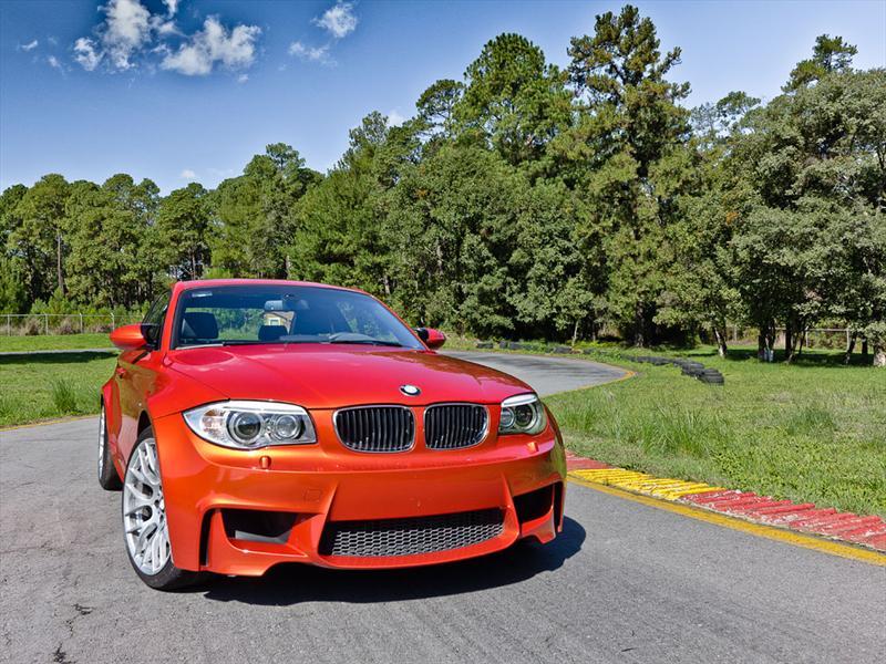 BMW Serie 1 M Coupé 2012 prueba