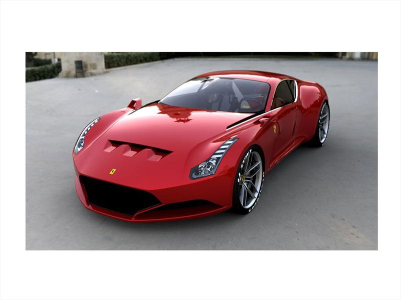 Ferrari 612GTO