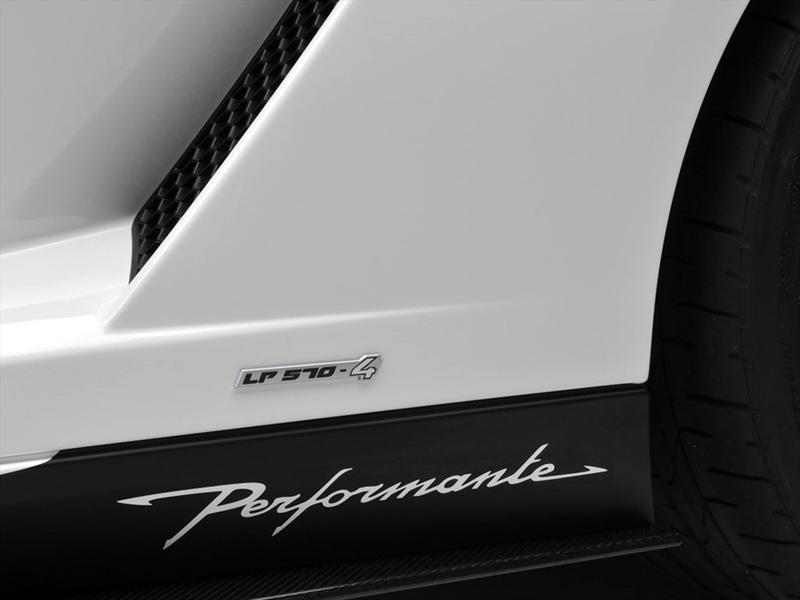 Gallardo LP 570-4 Spyder Performante