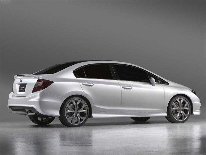 Honda Civic Coupé y Sedán Conceptos