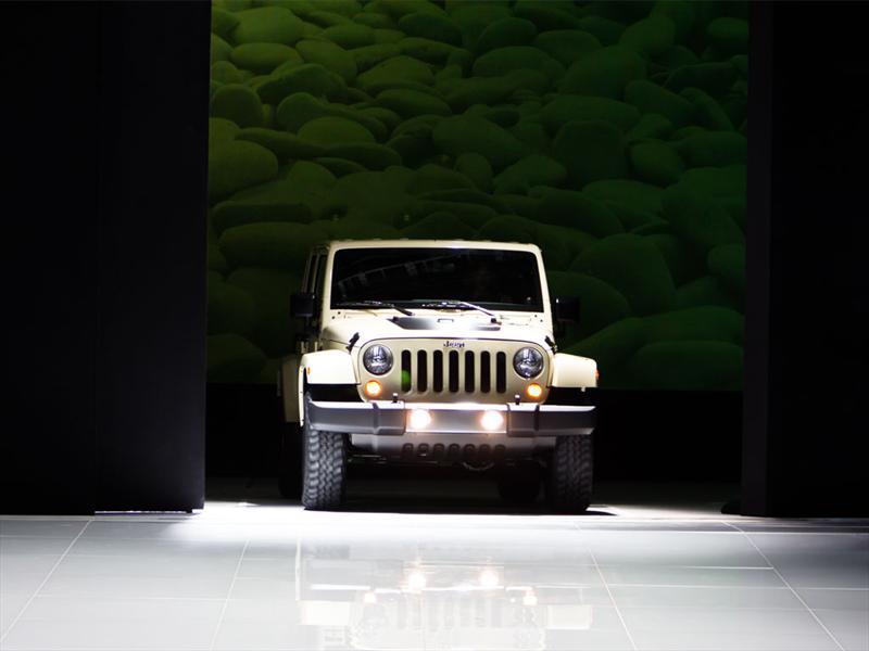 Jeep Wrangler Mojave 2012 NY